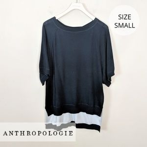Anthropologie • Moth • High-Low Top Blouse